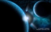 Ethereal worlds - photoshop illustration
