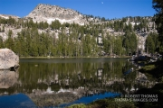 Grouse lake in Desolation Wilderness